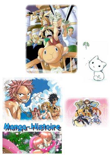 Ma liste de Manga