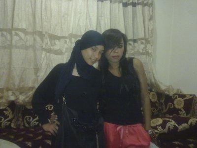 my and my couzine