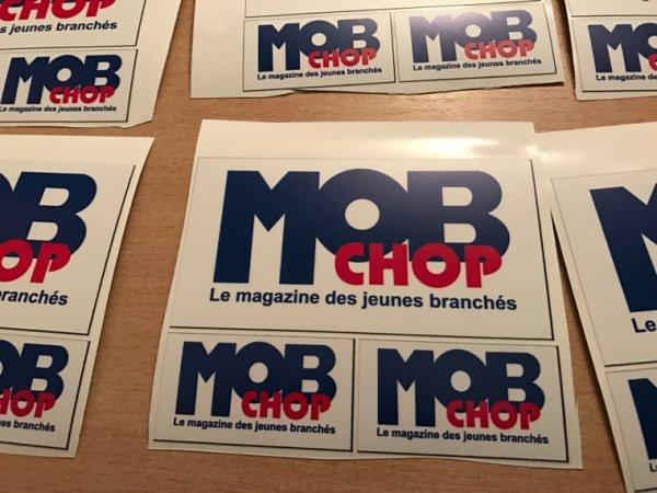 Autocollant mob chop