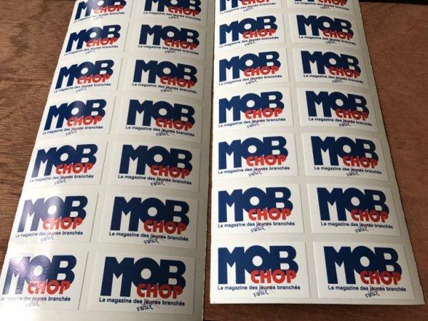 Petite série d'autocollants mobchop 2017 lol