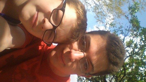 Moi et le petit frère