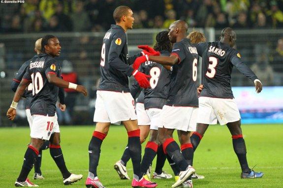 Borussia Dortmund-PSG: 1-1(0-0)