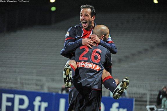 Lyon-PSG: 1-2(1-0)a.p