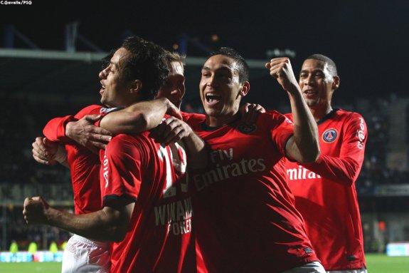 Montpellier-PSG: 1-1(1-1)