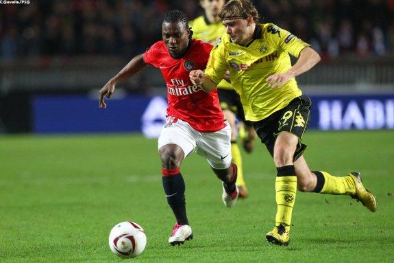 PSG-Borussia Dortmund: 0-0(0-0)