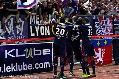 FC Dijon 1 - 2 OL