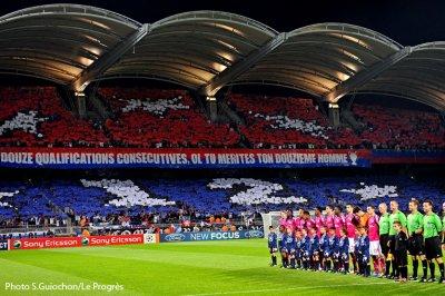 Olympique Lyonnais 2 - 0 Dinamo Zagreb