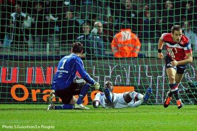 LOSC Lille Métropole 3 - 1 Olympique Lyonnais