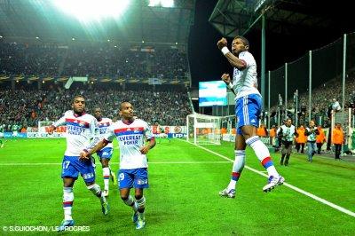 AS Saint-Etienne 1 - 2 Olympique Lyonnais