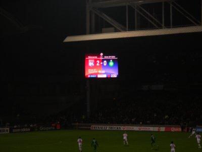 Olympique Lyonnais  2 - 0  AS Saint-Etienne