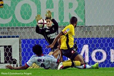 FC Sochaux - Montbéliard  2  -  1  Olympique Lyonnais