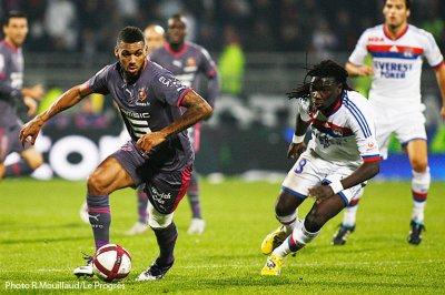 Olympique Lyonnais  1  -  2   Stade Rennais FC