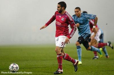 Olympique Lyonnais  0 - 0  Ajax Amesterdam