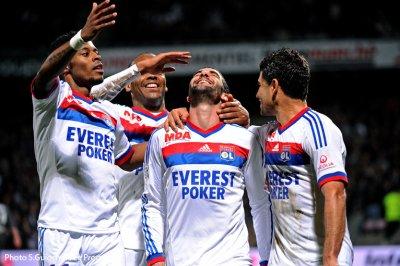 Olympique Lyonnais  3 - 2  Toulouse FC