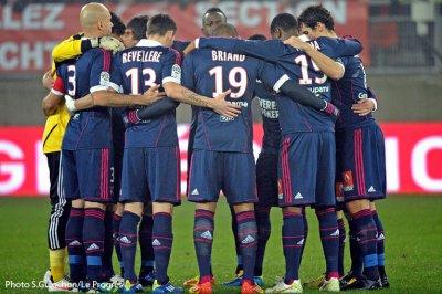 Valenciennes FC  1 - 0  Olympique Lyonnais