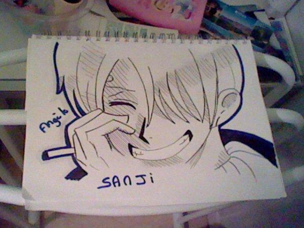Sanji <3
