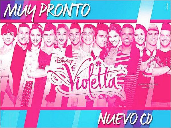 ' ▼ Découvrez un nouveau CD de la série : « Muy Pronto », regroupant les nouvelles chansons. ▲  '