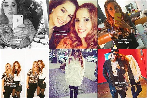' • Découvrez les dernières photos personnelles de Candelaria Miss Molfese a posté quelques photos sur les réseaux sociaux lors de son séjour à Bruxelles (Belgique) et à Clermont-Ferrand (FR). '