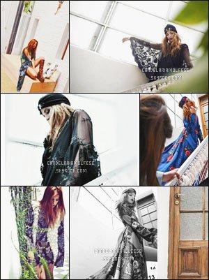 ' ●●'Quel photoshoot de Candelaria Molfese parmi ceux ci-dessous préfierez-vous? '