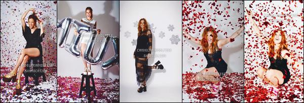 ' ●●'Notre Miss Molfese a posé pour la marque de chaussure argentine Miux Shoes '