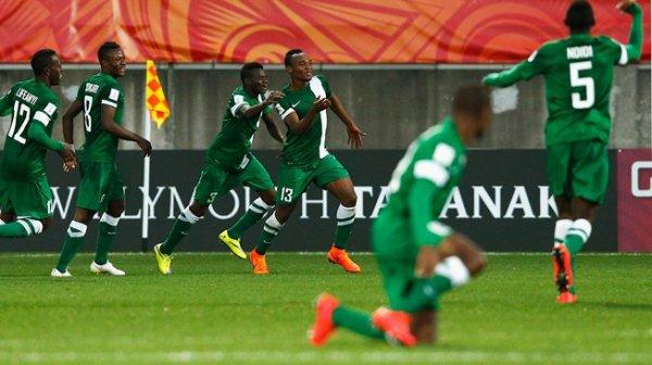 Mondial U20 : Le Nigéria se relance