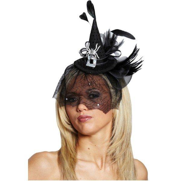 Chapeau sorcière chic femme