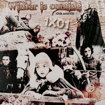 ► Game Of Thrones 1x01 ᘚ sur FiireAndBlood.skyrock.com>> Clique ici pour voir la déco non décalée <<