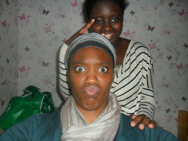 ma soeur chérie et moi !