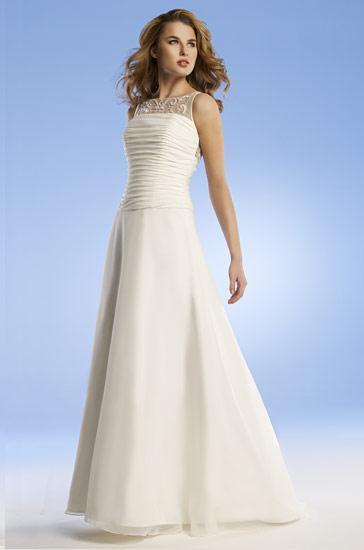 Mermaid style wedding dresses gain popularity