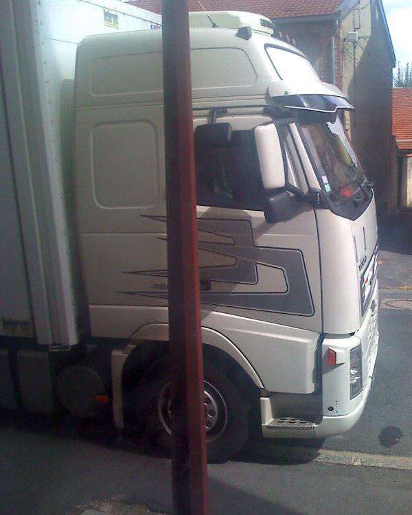camion de demenagenment e ma maman