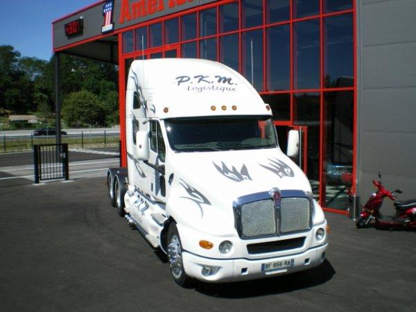 American Trucks     ZA LAVAUR LA BECHADE     63500 ISSOIRE     Tél. 04.73.89.32.41...........vente de camions americauns