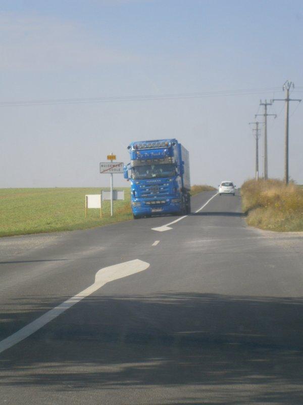 croise sur la route