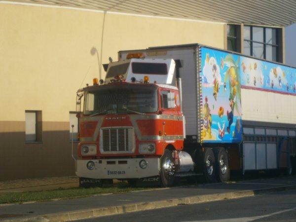 fete patronale de fagnieres et ces merveilleux camions