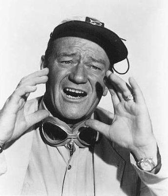 Collectionneur  John Wayne