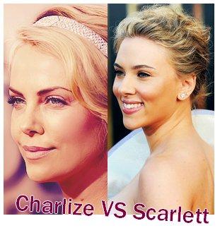 Charlize Theron VS Scarlett Johansson