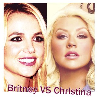 Britney Spears VS Christina Aguilera
