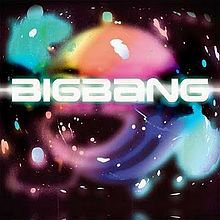 Album du groupe Big Bang!