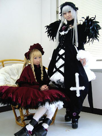 cosplay de manga