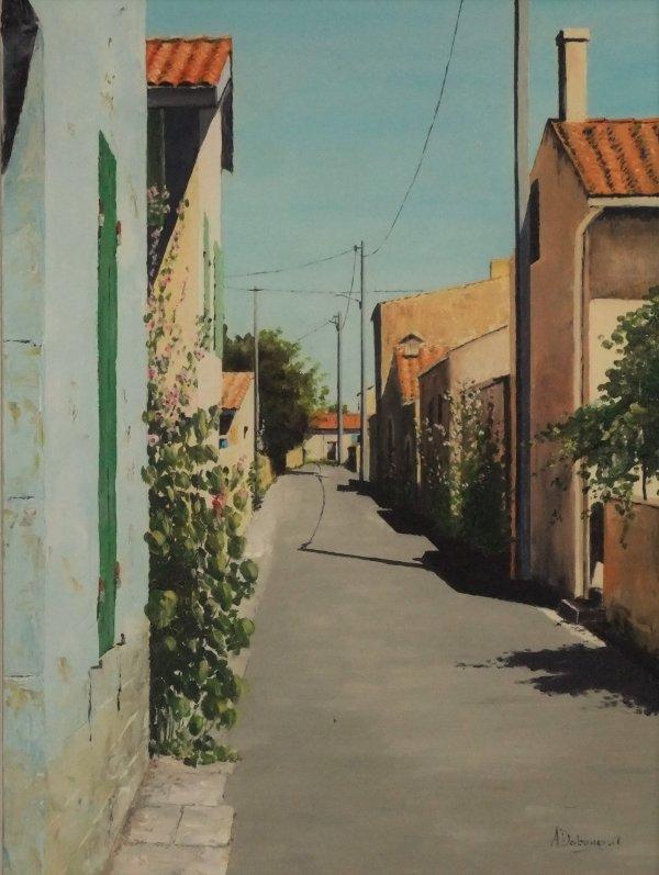 En attendant les vacances, un souvenir des précédentes: La cotinière, île d'Oléron.
