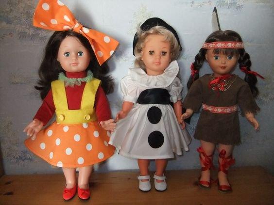 Rétrospective: des modèles de carnaval que j'ai réalisés en début de cette année