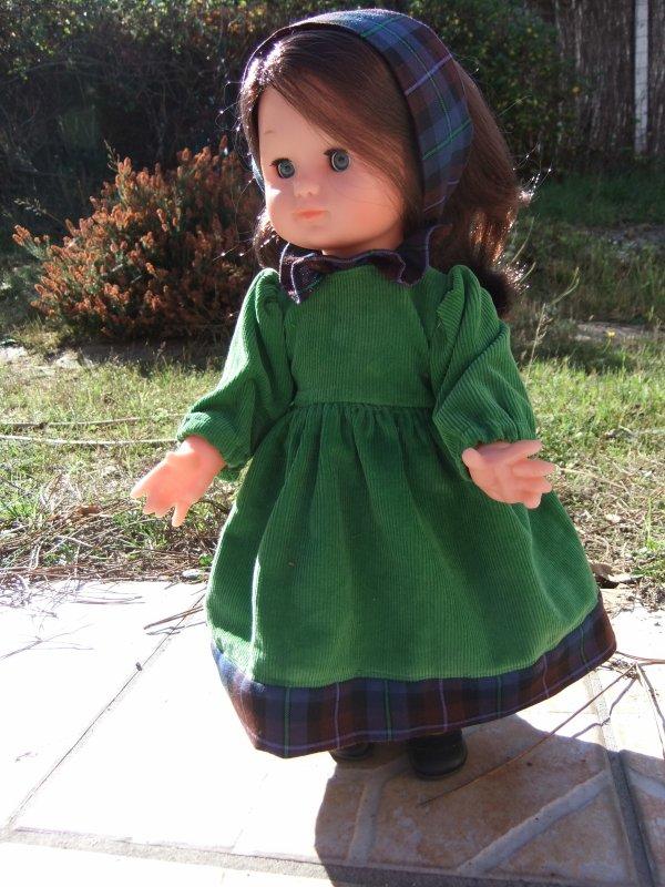 Une robe d'hiver pour Emilie: octobre 2006