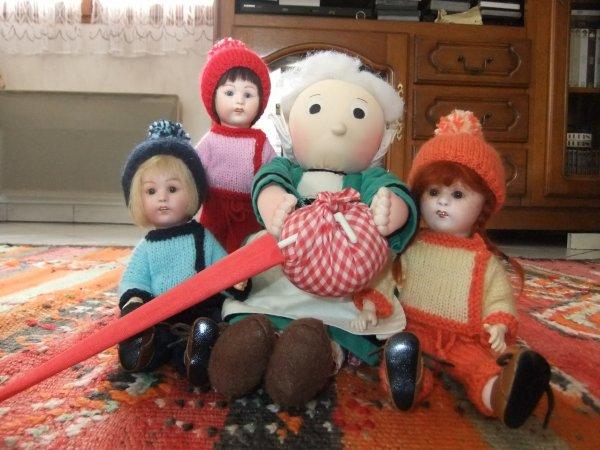 Quel cadeau pour Riri, Fifi et Loulotte?