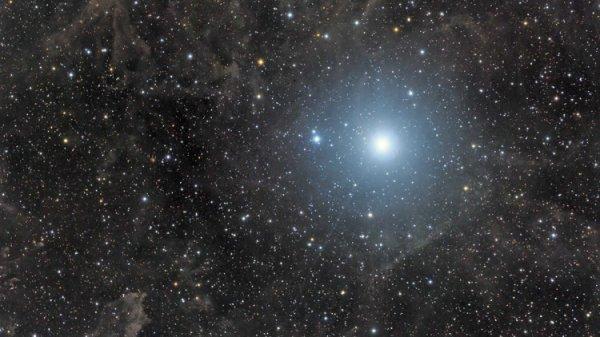 Photo d'étoiles dont l'Etoile Polaire! Pour Lynda mais pas que!