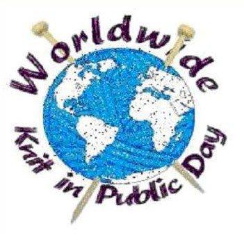 Journée mondiale du tricot!
