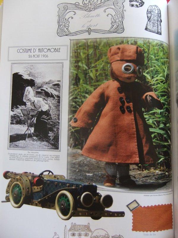 Quelques photos du livre sur le trousseau de Bleuette: une dernière !