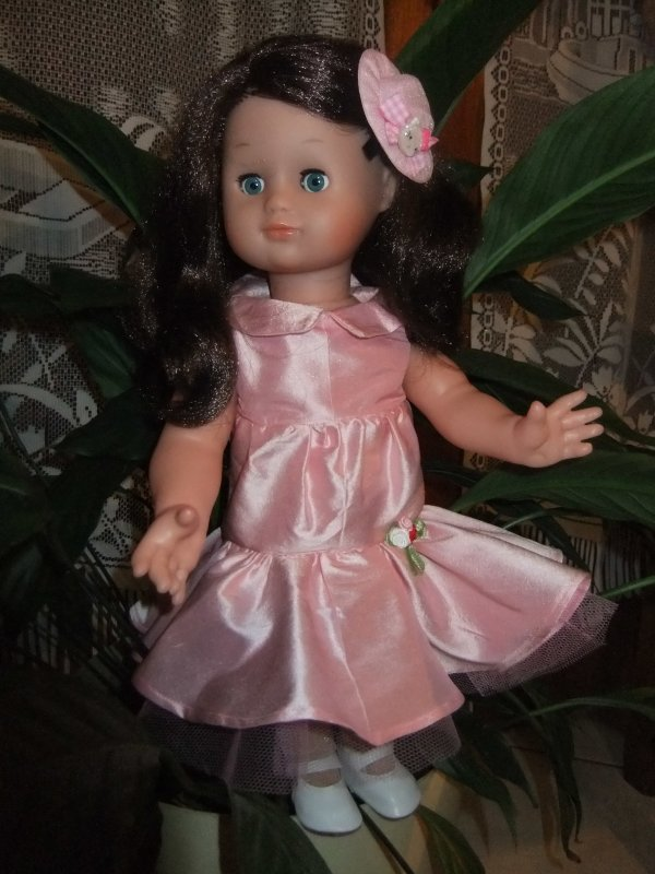 En écho à Pepee6989: la robe de mars 2014!