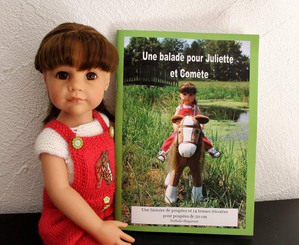 Encore un livre avec 14 modèles pour Götz + une histoire!