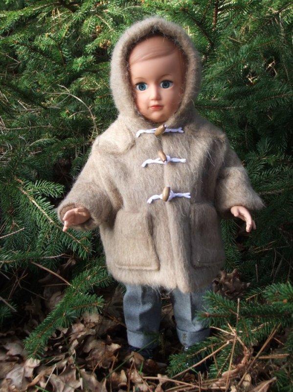 Il fait froid, les manteaux chauds sont les bienvenus!
