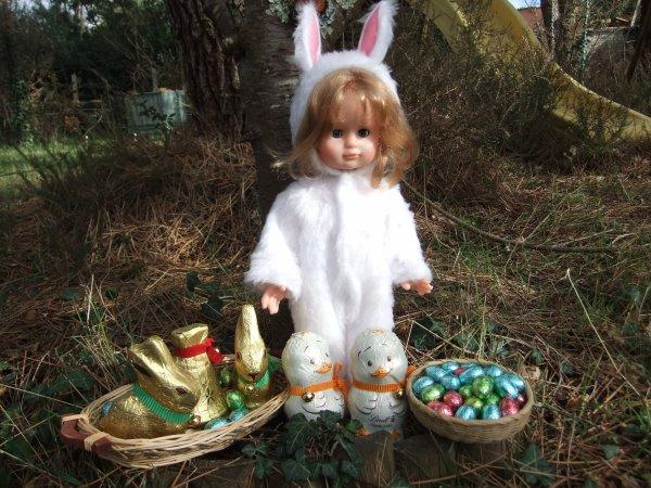 Bonnes fêtes de Pâques à tous!