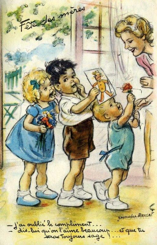 Bonne fête à toutes les Maman!